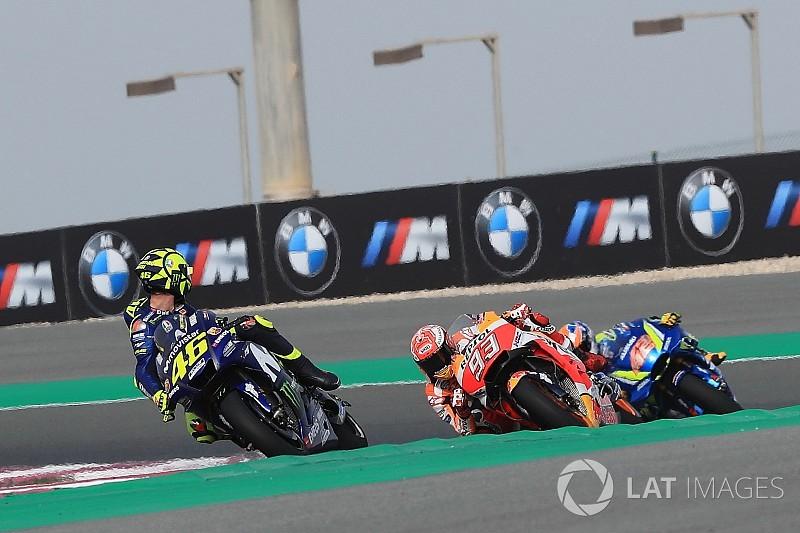"""""""Vergeudete Sessions"""": Neuer Katar-Zeitplan spaltet die MotoGP"""
