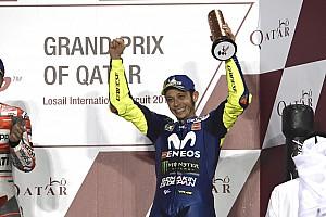 Rossi: Pódio mostra que não estou tão velho pra correr