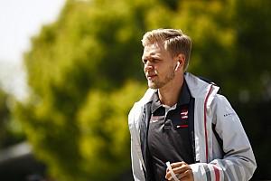 Magnussen: Hızımızın sebebi arka yol tutuş