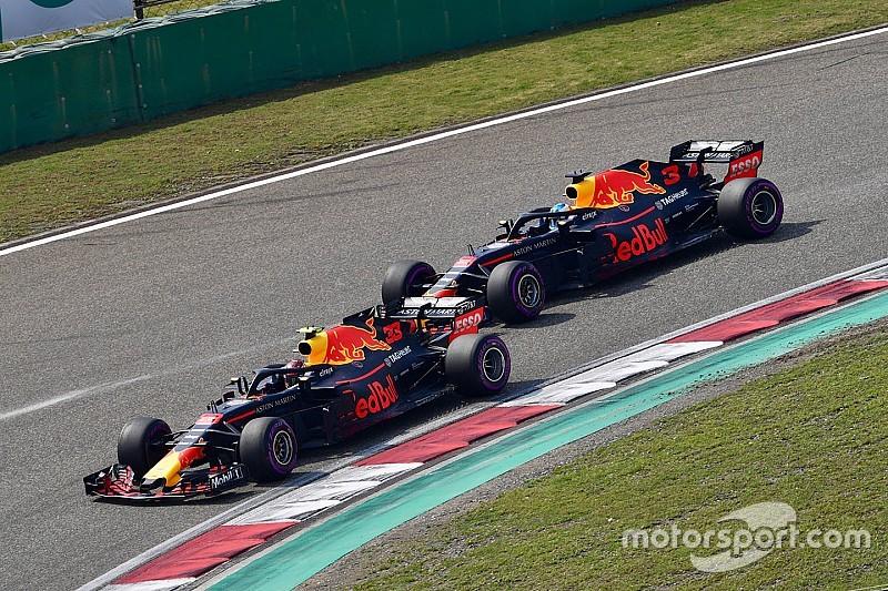 Ricciardo cree que los números no reflejan su nivel frente a Verstappen