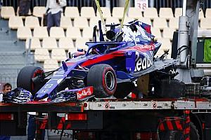 Forma-1 Motorsport.com hírek Hartley: életem legnagyobb esése, de nem adom fel!