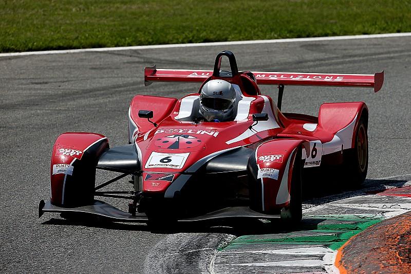 Giacomo Pollini trionfa in Gara 1 a Misano davanti a Capitanio e Gagliardini