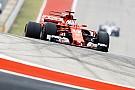 Vettel nagy elszállása péntekről a Ferrarival