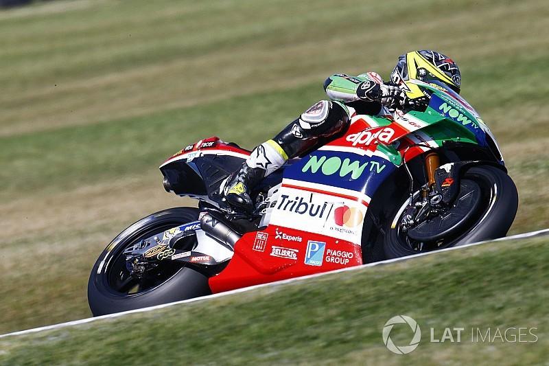 FP2 MotoGP Australia: Espargaro ungguli Marquez, Vinales terjatuh