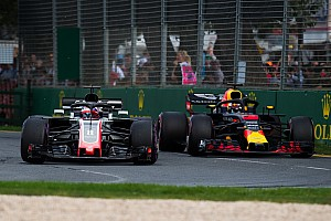 Fórmula 1 Noticias Ricciardo se lamenta por el tamaño de los autos F1