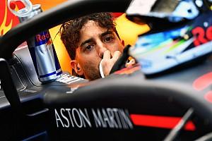 """Fórmula 1 Últimas notícias Ricciardo: modo de motor da Mercedes é """"soco no estômago"""""""