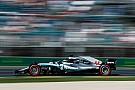 Qualifs - Hamilton écrase la concurrence, Bottas crashe sa Mercedes