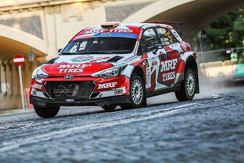 BRC Racing Team con MRF Tyres e Hyundai Motorsport