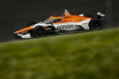 Вандорн может вернуться в McLaren. Как третий пилот IndyCar