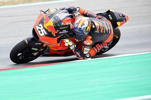 Moto2, Barcellona, Libere 2: ancora Fernandez davanti a tutti