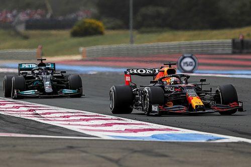 """Hamilton: Defending harder against Verstappen was """"pointless"""""""