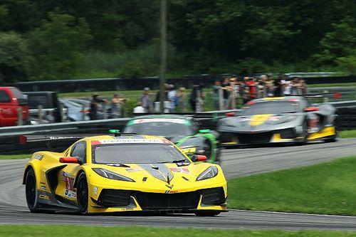 IMSA: vittoria 'fulminea' per Corvette e Aston a Lime Rock