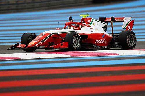 Hasil Race 2 F3 Prancis: Leclerc Menang Perdana, Prema 1-2
