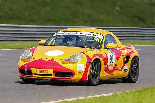 The club racer proving hearing is no barrier to access