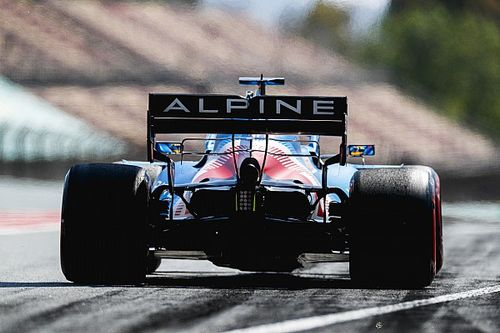 Alonso (P10) had liever paar plekken naar achteren gestaan