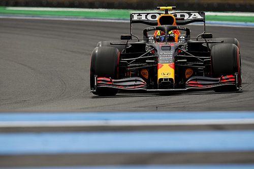 F1: Pérez diz que foi difícil manter o ritmo com menor pressão aerodinâmica