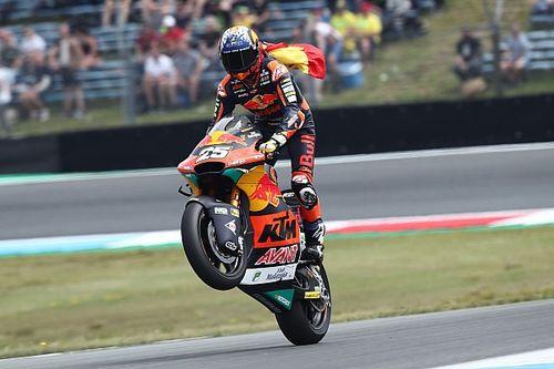 Performa Debut Moto2 Raul Fernandez Buat Kalex Terkesan