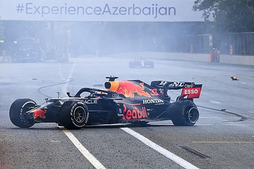 Tyre pressures in the spotlight as F1 awaits Pirelli Baku report
