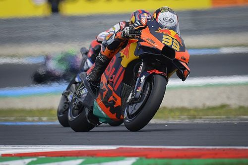"""KTM """"trusted"""" its talent system """"a year earlier than we wanted"""""""