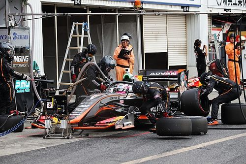 Super Formula has 'no real desire' to bring back refuelling