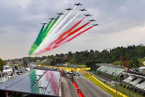 """F1 fissa a Imola, Bonaccini: """"A breve risposte, spero positive"""""""