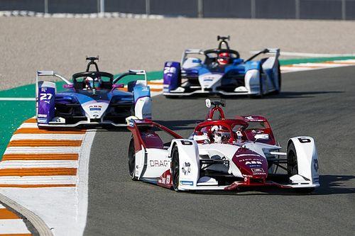Müller wygrał wyścig testowy