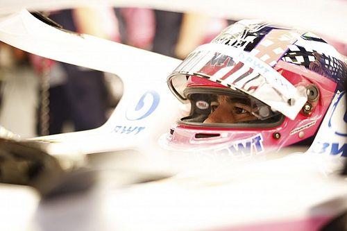 """Perez: """"Heb al opties om in 2022 terug te keren in de Formule 1"""""""