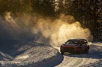 Тянак выиграл первую гонку WRC за Полярным кругом