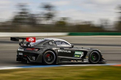 DTM, Test Hockenheim, Giorno 2: dominio Mercedes guidato da Auer