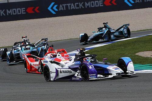 فورمولا إي: دينيس يفوز بسباق فالنسيا الثاني بعد دفاعٍ شرس