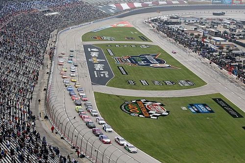 Resumption of Texas NASCAR Cup race again on hold