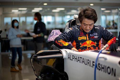 角田裕毅、アルファタウリ・ホンダからのFP1出走は確実か? トスト代表が示唆