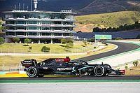 F1: Bottas comanda dobradinha da Mercedes no movimentado primeiro treino livre para o GP de Portugal