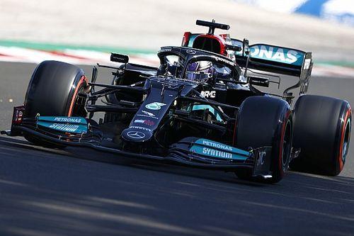 VÍDEO: Confira volta da 101ª pole da carreira de Hamilton