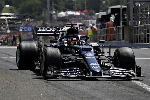 Tsunoda debió calmarse tras sus accidentes en la Fórmula 1