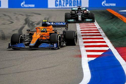 Mercedes против McLaren: разбор финала гонки в Сочи