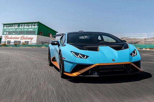 Lamborghini Huracan STO first drive: Lightning in a bottle