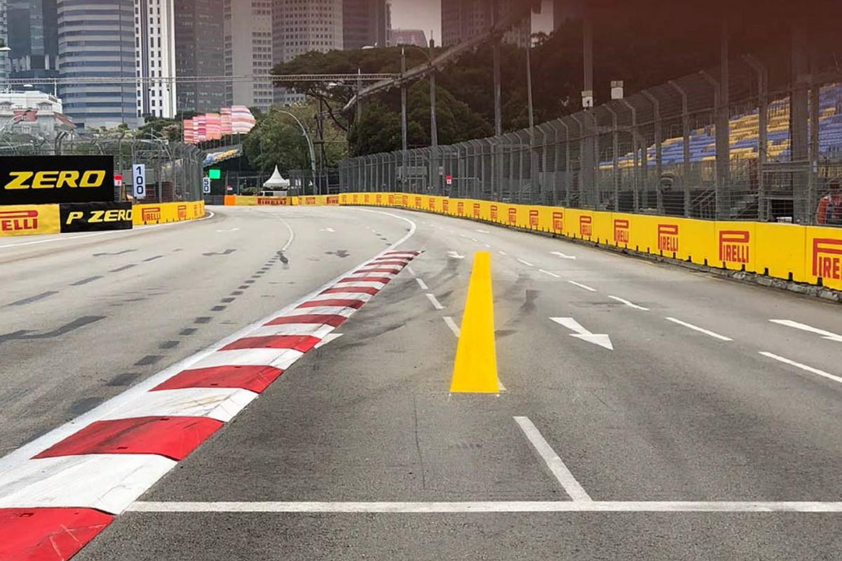 Whiting admite que en Singapur se cometió un inútil
