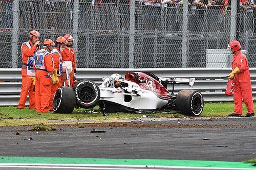 Mehrfacher Überschlag: Ericsson verunfallt in Monza schwer!