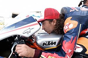 Moto3 Valencia: Cuma gününün en hızlısı Lopez, Can parladı