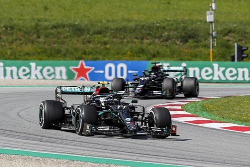 "Mercedes feared ""instant kill"" gearbox issue for Bottas"