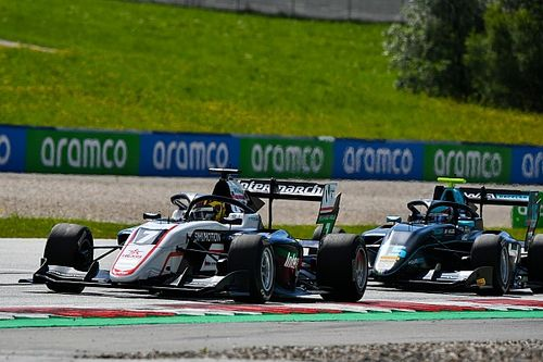 Red Bull Ring F3: Pourchaire gifted win as leaders collide