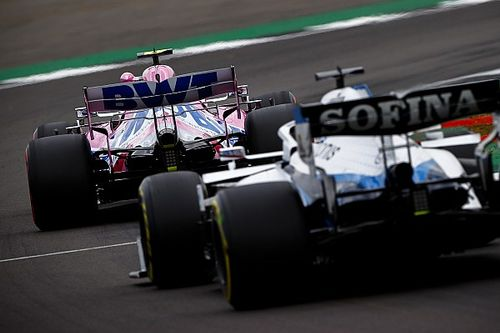 "Williams a une position ""très claire"" sur l'appel contre Racing Point"