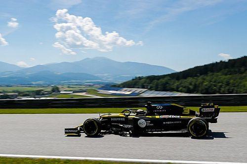 VIDEO: Ricciardo crasht stevig tijdens tweede training GP Stiermarken