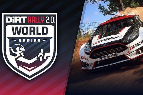 Anunciada la segunda temporada de la Serie Mundial DiRT Rally 2.0