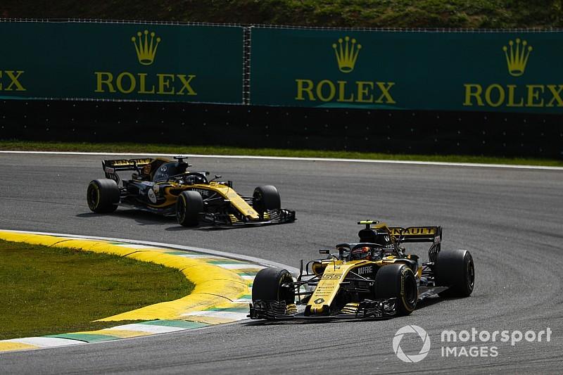 """Dankbare Hülkenberg weet: """"Sainz heeft Renault enorm geholpen"""""""