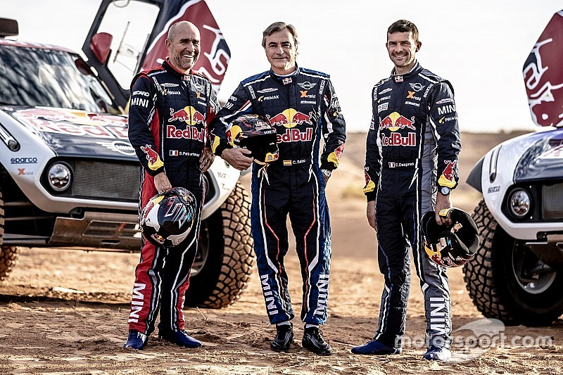 X-Raid Mini confirms Sainz, Peterhansel, Despres for Dakar 2019