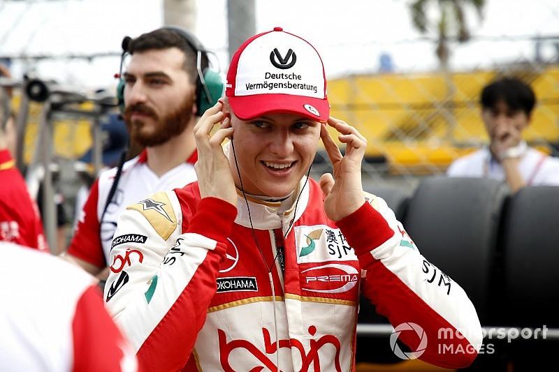 Schumacher está en el radar de Alfa Romeo para realizar un test este año