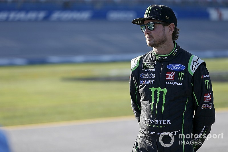 NASCAR Cup Talladega starting lineup in pictures