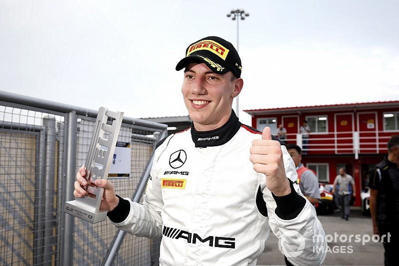 Marciello to make Formula E test bow in Marrakesh